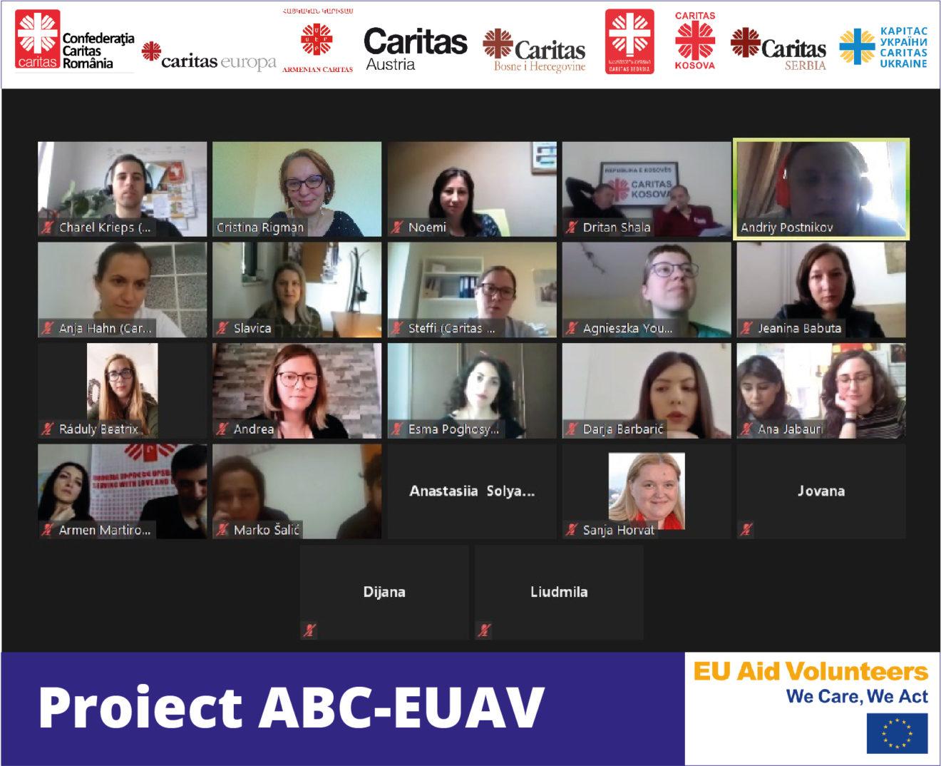 proiect ABC newsletter